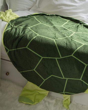Cozy Turtle Blanket