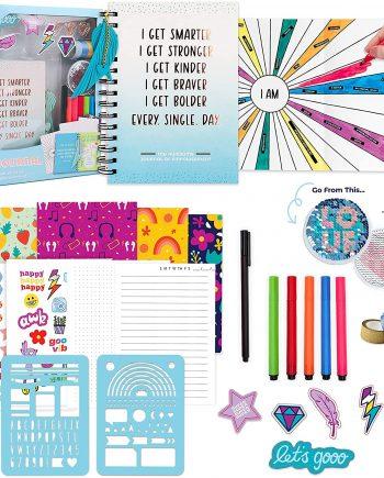DIY Empowerment Journaling Set for Teens