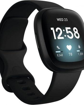 Fitbit Versa 3 Health Fitness Smartwatch