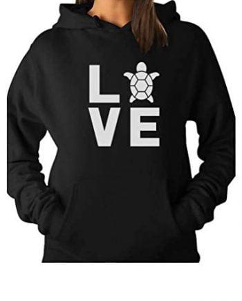 """""""I Love Turtles"""" Sweatshirt"""