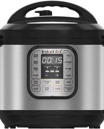 Instant Pot Duo 7-in-1 Electric Pressure Cooker