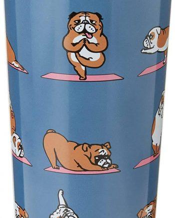 Society6 Huebucket English Bulldog Travel Mug